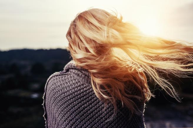 sun-hair